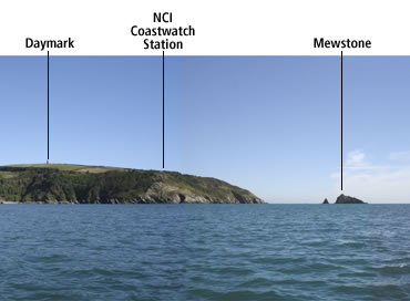 NCI Froward Point From the Sea