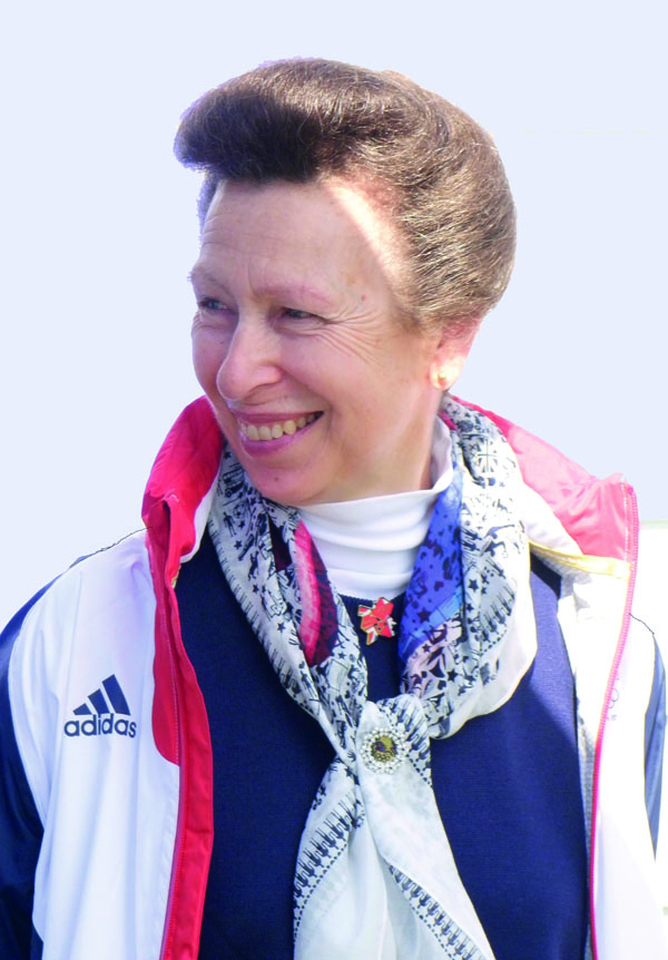 12 August 2017 – HRH the Princess Royal becomes Royal Patron of the National Coastwatch Institution