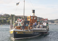 Paddle Steamer cruise raises funds